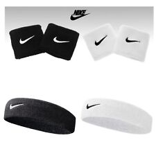 New Nike Swoosh Headband and Wristband Set 12 Different Colors To Choose From