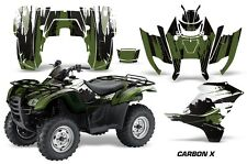 ATV Graphics Kit Decal Sticker Wrap For Honda Rancher AT 2007-2013 CARBONX GREEN