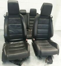 VW Golf GTi Mk6 Heated Leather Interior Front and Rear Seats Seat 3dr NOR5