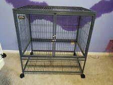 (Gray Quartz) Midwest Single Unit Ferret Nation Cage Model 181