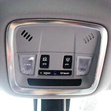 For Chevrolet Malibu 2016-2018 Stainless Interior Reading Lamp Light Cover Trim