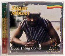 We Got a Good Thing Going by Sugar Minott (CD, Apr-2007, House of Reggae)