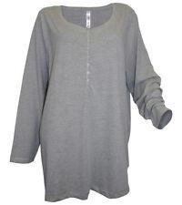 Sheego Damenblusen, - Shirts aus Baumwollmischung