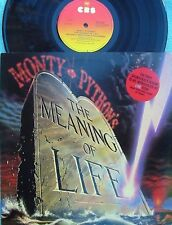 Monty Python's Meaning of life ORIG OZ OST LP NM Comedy CBS SBP237921