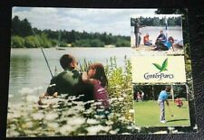 POSTCARD; CENTERPARCS; MULTI SCENE; USED; POSTED; POST DATE ON CARD 2006