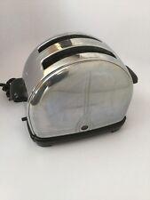 Antique Vintage Stainless Steel Sunbeam T9 Toaster - Kitchen Appliance