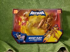 Batman: The Brave and The Bold, Rocket Blast with Firestorm Action Figure