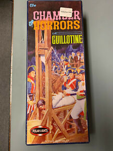 The Chamber Of Horrors La Guillotine Assembly Kit Sealed