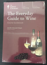 The Great Courses: The Everyday Guide to Wine 2010 #1598036475 NEW SEALED