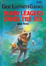 """""""20,000 Leagues Under the Sea"""" Adapted Version of Classic for Younger Readers"""