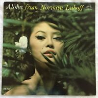 The Norman Luboff Choir LP Aloha From Norman Luboff 1963 RCA LPM 2602 VG++ Mono