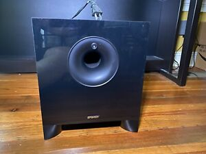 ENERGY TAKE CLASSIC 5.1 Speaker System - ESW-8 Subwoofer ONLY - gloss black