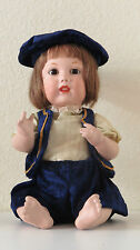 SFBJ 251 38 cm 15,2 Pulgadas Muñeca Antigua Reproducción Antique Doll