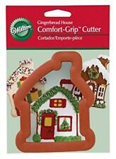 WILTON  GINGERBREAD HOUSE COMFORT GRIP COOKIE CUTTER Item# 2310-662