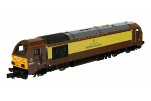 Dapol 2D-010-010 N Gauge Class 67 67021 Belmond British Pullman