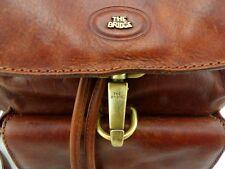THE BRIDGE fabulous chestnut leather backpack rucksack style bag