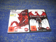 PC Dragon Age Origins Ultimate Edition beide Teile in DVD Hüllen