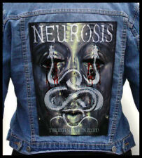 NEUROSIS - Through Silver in Blood   --- Giant Backpatch Back Patch