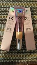 IT Cosmetics CC+ Cream Your Skin but better Illumination SPF 50. NIB.