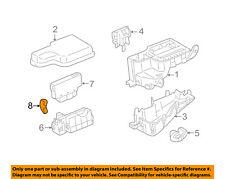 TOYOTA OEM Electrical-Fuse Puller 8261658010