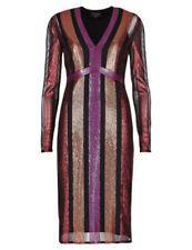 Per Una V-Neck Dresses for Women with Sequins