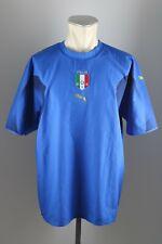 Italien Trikot 2006 Gr. XL Jersey WM Home blau Italy maglia WM Puma Italia