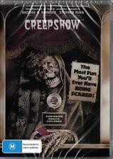 CREEPSHOW - NEW & SEALED DVD - FREE LOCAL POST