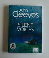 Silent Voices - by Ann Cleeves - MP3CD Unabridged Audiobook
