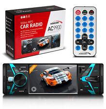 Bluetooth Car Radio Stereo Head Unit Player BIG LCD SCREEN Universal UK Stock
