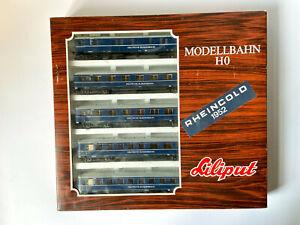 Rheingold/Rheinpfeil 1./2./3 Klasse DB Ep III mit OVP