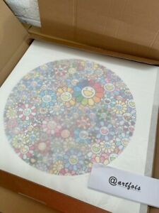 Takashi Murakami Thank You Wonderful Destiny Flower Print Limited Edition */100