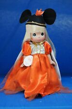 Event Princess Fall-ing Halloween 2013 Disney Precious Moments Doll Signed 4868