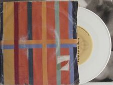 """PELL MELL - BRING ON THE CHINA / SMOKE - 7"""" WHITE MARBLED VINYL NEAR MINT"""