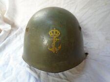 WW2 elmetto  M33 originale  Regia Marina  Tg 58  wk2 sthlhelm  helmet