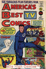 AMERICA'S BEST TV COMICS (ABC MARVEL) (1967 Series) #1 Very Good Comics Book