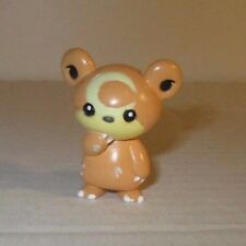 Authentic Pokemon Teddiursa PVC Figure Toy Gotta Catch Them All Nintendo Tomy
