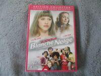 """COFFRET DVD + CD NEUF """"LA NOUVELLE BLANCHE NEIGE"""" Lou DE LAAGE, Claire KEIM"""