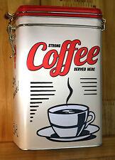 Nostalgic-Art Vorrats- Kaffee- und Aromadose - Strong Coffee