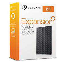 Disque dur externe portable Seagate Expansion 2 To  2,5'' USB 3.0 NEUF