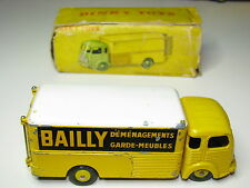 "DINKY TOYS N°33AN VINTAGE ""Simca Cargo Bailly"" + BOÎTE ORIGINE- GOOD CONDITION"