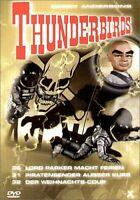 Thunderbirds - Folge 30-32     - DVD NEU