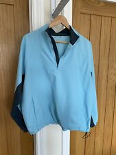 Womens pullover showeproof  jacket Size 14/16 Ex M&S VGC