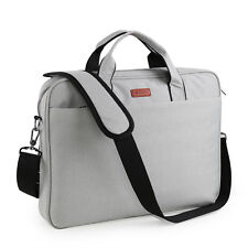 "Multifunction Waterproof Oxford Briefcase Shoulder Bag 15.6"" Tablet Laptop Case"