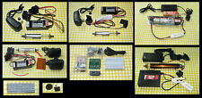 HeNe Laser Kits - Basic, Zeeman, Stabilized with or without Arduino Controller
