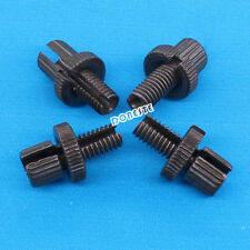 4x Clutch Brake Cable Adjuster For Honda Yamaha Suzuki Kawasaki Atv Motorcycle