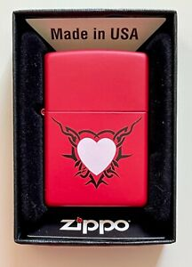 Collectable ZIPPO Valentine's Day Lighter New!