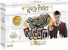 Cluedo Harry Potter el Clásico Mystery Último Edición Juego de Mesa