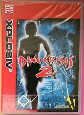 Dino crisis 2 Idioma Alemán PC CD-ROM Juego de XPLOSIV Totalmente Nuevo Y Sellado