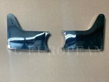 Mercedes Benz Genuine R107 SL SLC Left+Right Lower Seat Hinge Cover Set Pair NEW