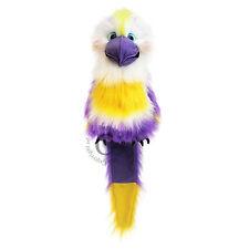 Handpuppe großer Nymphensittich Papagei   45cm